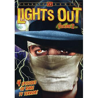 Lights Out! & Other Supernatural Tales: Vol. 2 [DVD] USA import