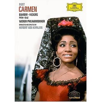 G. Bizet - Carmen [DVD] USA import