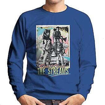 Ghostbusters Don't Cross The Streams Men's Sweatshirt