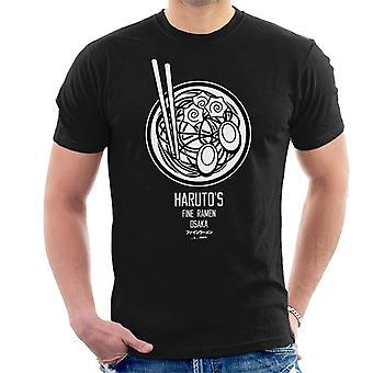 The Ramen Clothing Company Harutos Fine Ramen Bowl Men's T-Shirt
