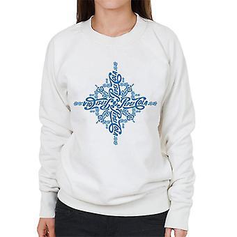 Pepsi Cola logo Art vrouwen ' s Sweatshirt