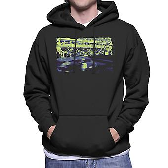 Motorsport Images Ignazio Giunti ASA RB 613 pitstop Men's Hooded Sweatshirt