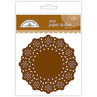 Doodlebug Design Bon Bon Mini Doilies (75pcs) (4606)