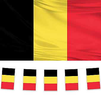 Belgium Flag & Bunting Pack