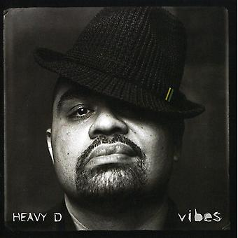 Heavy D - Vibes [CD] USA import