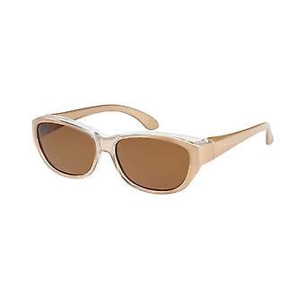 Sunglasses Unisex Transfer VZ-0027U gold