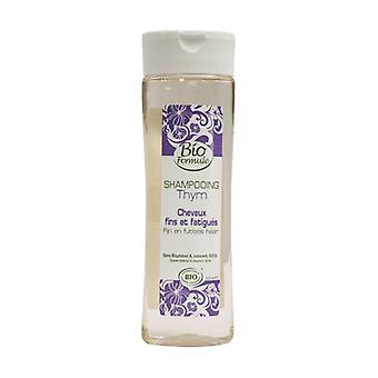 Väsynyt ja hienot hiukset Shampoo Bio 200 ml