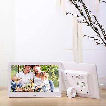 10.1 Inch Widescreen Digital Photo Frame 1024x600 Hd Ultra-thin Led Electronic