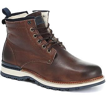 Jones Bootmaker Mens Copenhagen Casual Lace Up Ankle Boots