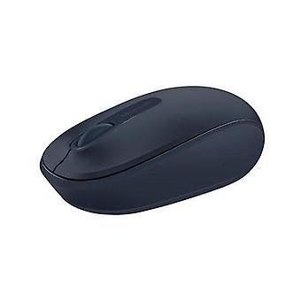 مايكروسوفت اللاسلكية موبايل ماوس 1850 الصوف الأزرق