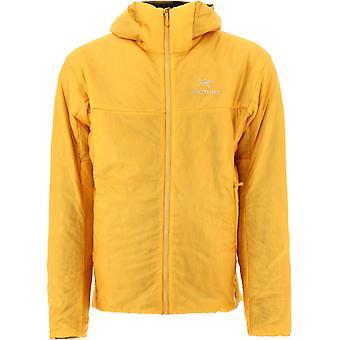 Arc'teryx 25170nucleinucleus Men's Yellow Nylon Outerwear Jacket
