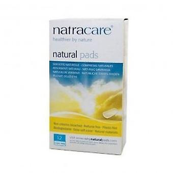 Natracare - Maxi Pads Super 12pads