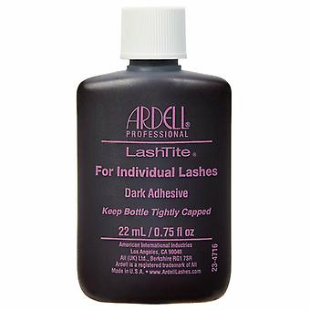 Ardell Lash Tite Individual Lash Adhesive - Dark 22ml - Not for Strip Lashes