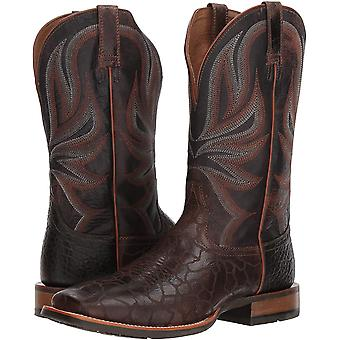 Ariat Mens Range Boss Square Toe Mid-Calf Western Boots