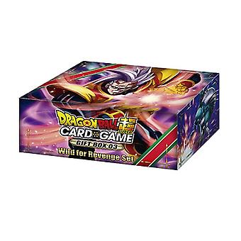 Dragon Ball Super CG Cadou Box 03 (Pachet de 6)