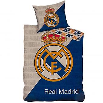 Real Madrid Single Duvet Set CR