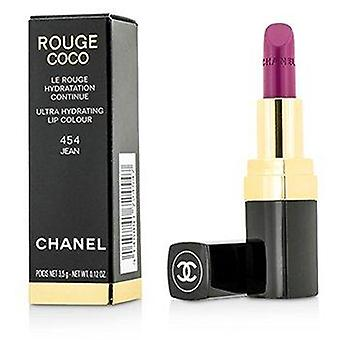 Rouge Coco Ultra Hydrating Lip Colour - # 454 Jean 3.5g or 0.12oz