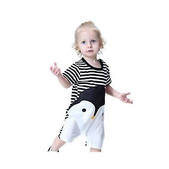 Baby Bodysuits, Pp Cartoon Short Overalls Jumpsuit