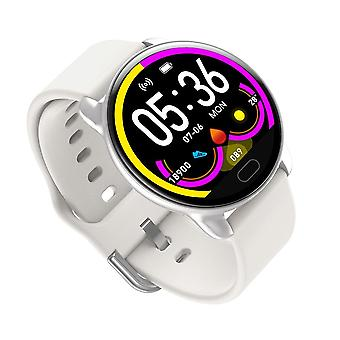 Female Fitness Smart Watch, Running Heart Rate Monitor -bluetooth Pedometer