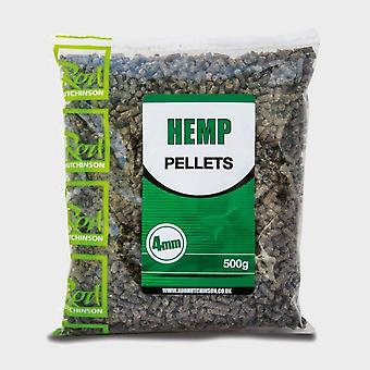 New Rod Hutchinson Hemp Pellets 4mm Brown