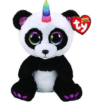 TY Beanie Buddy - Paris pandan med Horn 24cm