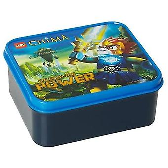 Lego Legends Of Chima Lunch Set Lunch Box & Bottle