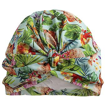 Tropical Flamingo Shower Turban