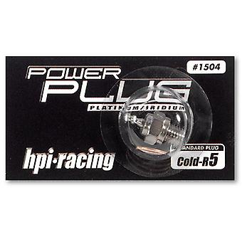 HPI 1504 Glow Plug Cold R5 For Summer / Hot Conditions