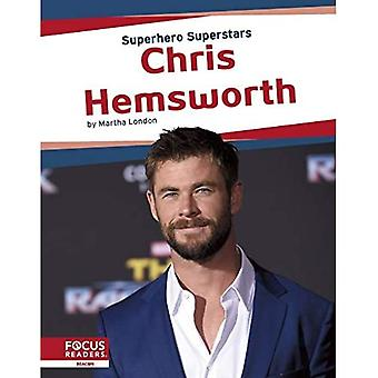 Superhero Superstars: Chris Hemsworth