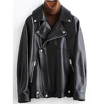 Celeste womens all-year leather fashion jacket