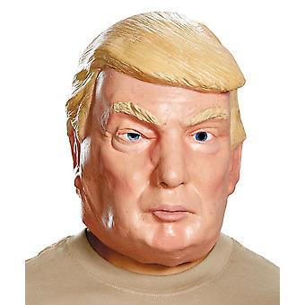 Donald Trump Deluxe -naamio - Aikuinen
