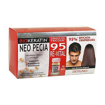 Biokeratin Neo Pecia 95 30 vials of 3ml