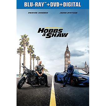 Fast & Furious Presents: Hobbs & Shaw [Blu-ray] USA import