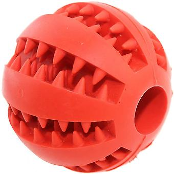 Dog Teething Toys Balls,dog Iq Puzzle Chew Toys,for Puppy Small Large Dog Teeth Cleaning