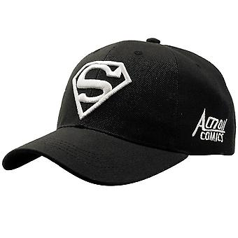 Newsletter Superman Casual Outdoor Baseball Caps
