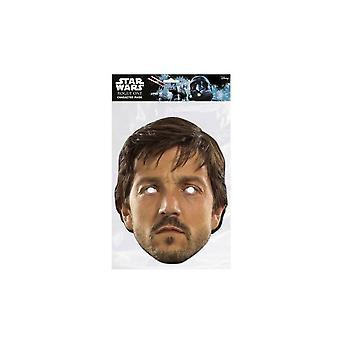 Star Wars Rogue Bir Cassian Maskesi