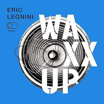 Legnini, Eric / Legnini, Eric Willis, Michelle - Waxx Up [CD] USA import /