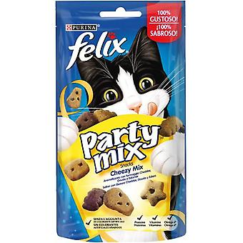 Felix Party Mix Cheezy (Cats , Treats , Biscuits)