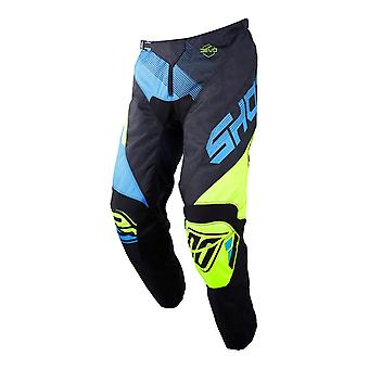 Shot Devo Ultimate Blue Kids MX Pants