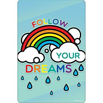 Grindstore Follow Your Dreams Plaque