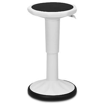 Wobble Standing Stool Seat Balance Wiggle Chair Adjustable Core Training Stool