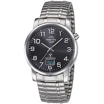 Mens Watch Master Time MTGA-10308-22M, Quartz, 41mm, 3ATM
