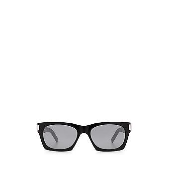 Saint Laurent SL 402 svarta unisex solglasögon