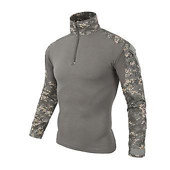 Kamuflasje farger oss army combat uniform militær skjorte cargo multicam Airsoft
