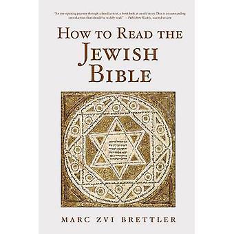 Kuinka lukea juutalaista Raamattua kirjoittanut Marc Zvi Brettler - 9780195325225 Book