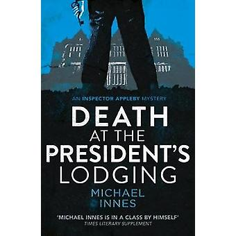 Death at the President's Lodging - 9781912194124 Book