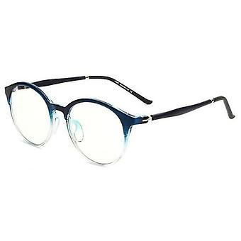 Anti sininen valo tietokone lasit estää Uv silmän rasitus lukeminen