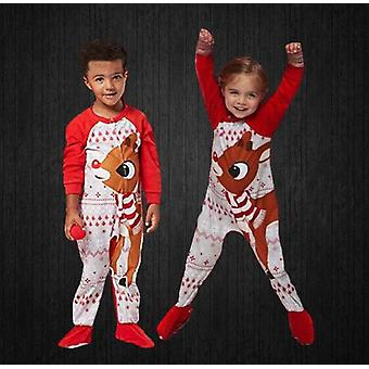 Christmas Family Matching Pajamas Set, Sleepwear, Nightwear