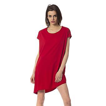 Frankie Morello Rosso Dress