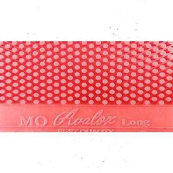 Avalox Mo Super Big Pips Long Out Tischtennis Gummi ohne Schwamm Topsheet